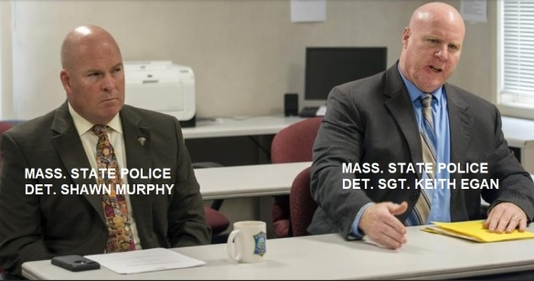 MASSACHUSETTS STATE POLICE DETECTIVE WORCESTER COUNTY JOE EARLY DA MURPHY SHAWN EGAN KEITH 22 OCTOBER 2018 1006 B MEME