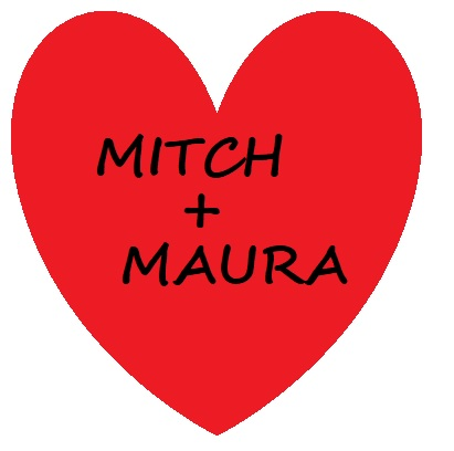 MITCH AND MAURA HEART 1001
